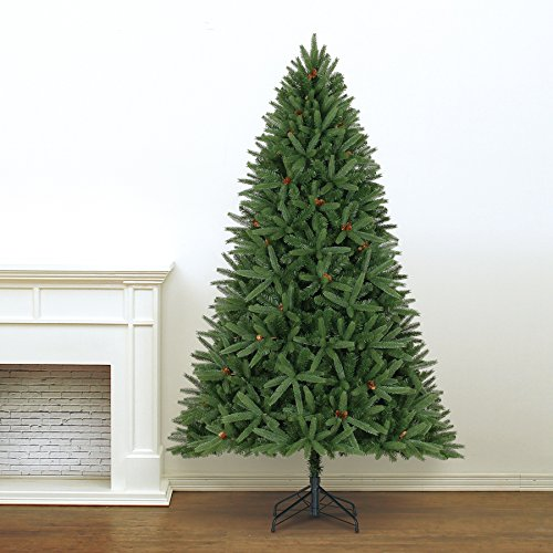 Holiday Living Christmas Tree.Holiday Living 7 5 Ft Fleetwood Pine Artificial Christmas