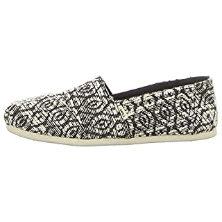 TOMS Woven Original Women | Black Diamond (10012648) (6.5-Women) (B07782KC2H) | Amazon price tracker / tracking, Amazon price history charts, Amazon price watches, Amazon price drop alerts