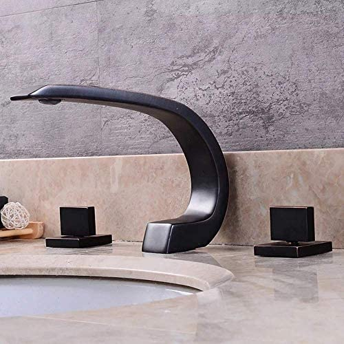 CHUNSHENN 鎌型のエルボー蛇口浴室浴室古代ヨーロッパの銅の蛇口スリーピースバスタブセット実用的な美しいです バス用品
