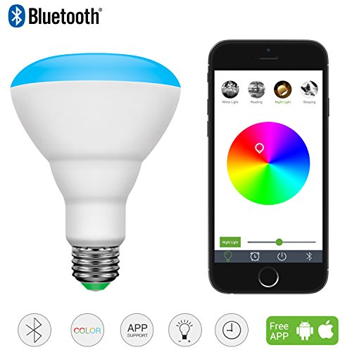 Bluetooth Multi Color Smartphone Controlled Compatible product image