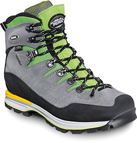 Meindl botas de senderismo para mujer gris/verde