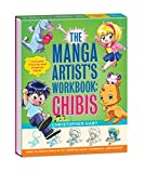 img - for The Manga Artist's Workbook: Chibis: Easy to Follow Lessons for Drawing Super-cute Characters book / textbook / text book