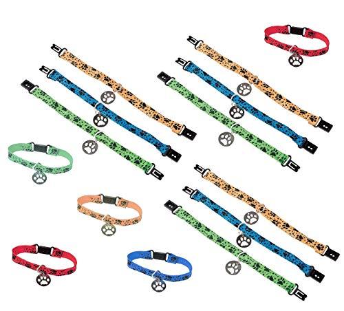 Paw Patrol Collar (Dog Collar Bracelets - Novelty Jewelry and Bracelets (12)