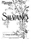 Silvano - Vocal Score