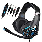 Best Afunta Headphones With Mics - SADES SA822 Gaming Headset for PS4 Xbox One Review