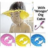 Woogor Baby Shower Cap