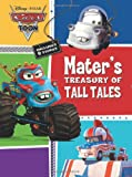 Cars Toons Mater's Treasury of Tall Tales