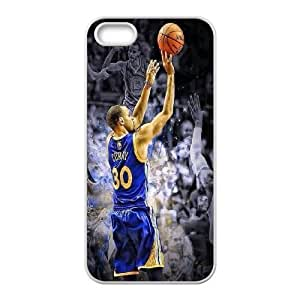 James-Bagg Phone case Basketball Super Star Stephen Curry Protective Case For Apple Iphone 5 5S Cases Style-14