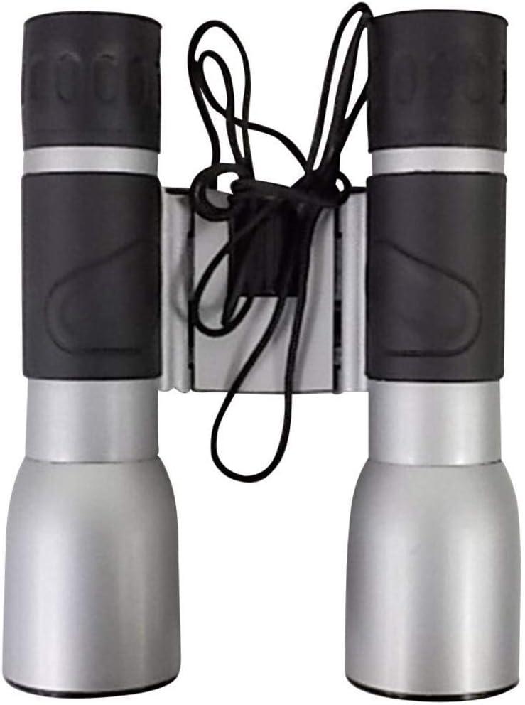 Basetech Fernglas Compact 16x32 16 x 32 mm Dachkant Silber-Schwarz 558099