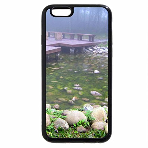 iPhone 6S / iPhone 6 Case (Black) forests ponds