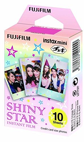 UPC 616245232245, Fujifilm Instax Mini Film 13 Pack Single Pack, Rainbow, Candy Pop, Stained Glass, Shiny Star, Alice, Comic, Airmail, Stripe, RiLakkuma, Pooh, MICKEY, Little Twin Stars and