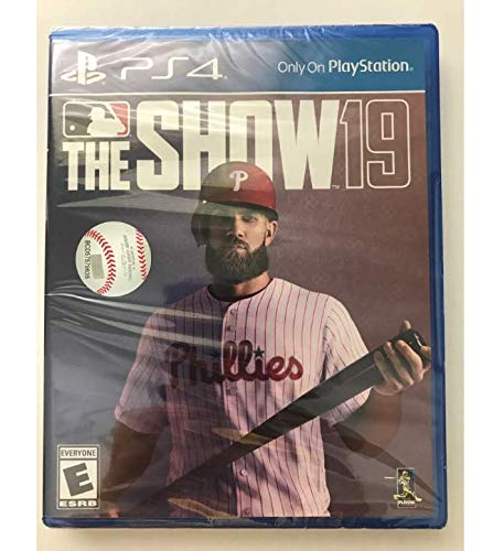 MLB 19 The Show PS4 BrandNew Optional Bundle - Playstation 4