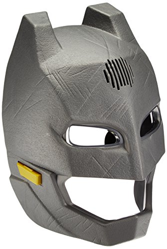 Mattel Batman V Superman  Dawn Of Justice Batman Voice Changer Helmet