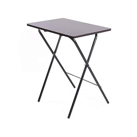 JiuErDP Instalación Gratuita de escritorios Plegables Simples Mesa ...