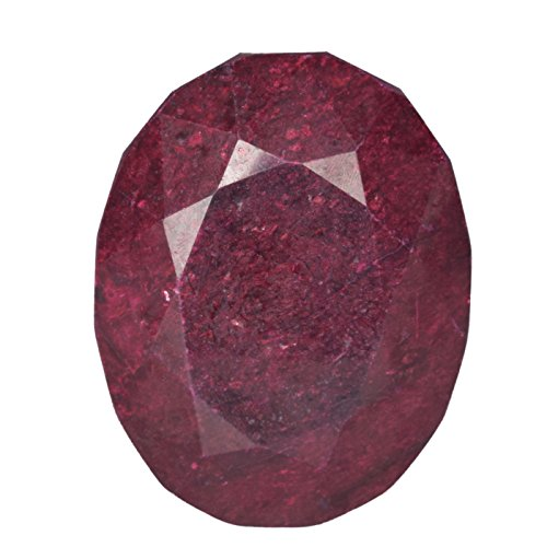 ruby oval Cut Blood red color natural ruby Egl Certified 1461 Ct Natural African Oval Blood Red Ruby Loose Gemstone @ Best Offer B-4396 ()