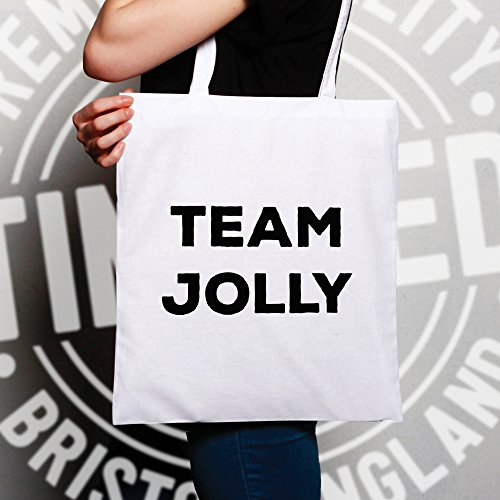 tout l'équipe Blanc Saison fourre Ted Jolly Saison Amis vacances Fun Tim de fête And Famille de pour Sac wBYWCxT