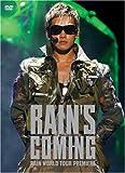 [DVD]RAIN'S COMING RAIN WORLD TOUR PREMIERE