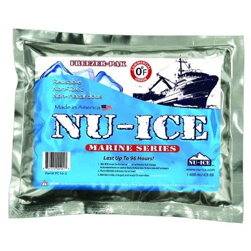 Nu-Ice ENGFP5 5-Pound Marine Series Freezer Pak