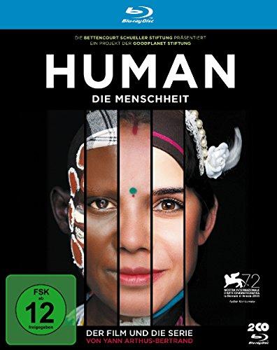 Price comparison product image HUMAN - Die Menschheit. Der Film und die Serie.