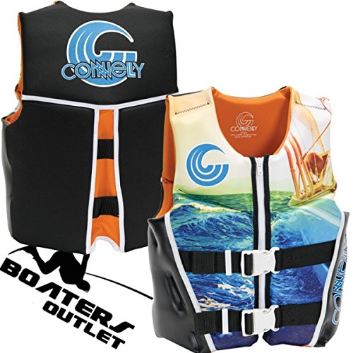 Connelly Youth Neoprene Vest, 24