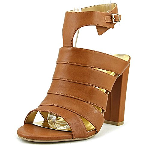 Sodi Leather Toe W Thalia Sandals Cognac Open Ebbony Women Black SwqX1dYa