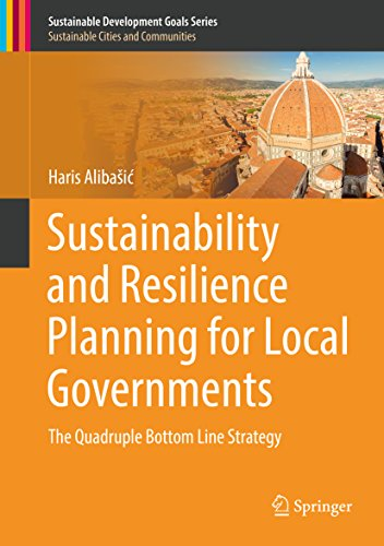 - Sustainability and Resilience Planning for Local Governments: The Quadruple Bottom Line Strategy (Sustainable Development Goals Series)
