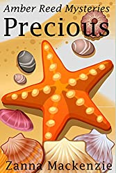Precious: A Humorous Romantic Mystery (Amber Reed Mystery Book 2)