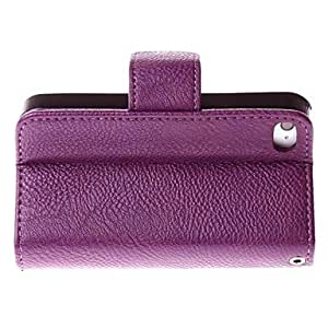 Fashionable and Novel Cowhide Leather Full Body Case for iPhone 4/4S