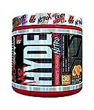 Pro Supps Mr. Hyde NitroX Intense Energy Pre-Workout Powder (Orange Slice Flavor), Powered