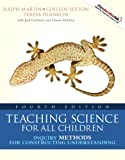 img - for Teaching Science for All Children: Inquiry Methods for Constructing Understanding (4th Edition) book / textbook / text book