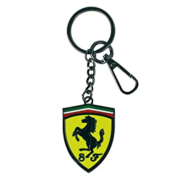 Amazon.com: Scuderia Ferrari Formula 1 de metal escudo ...