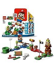 LEGO 71360 Super Mario Avonturen Startset Interactief Speelgoed met Mario Figuur voor Kinderen van 6 Jaar en Ouder