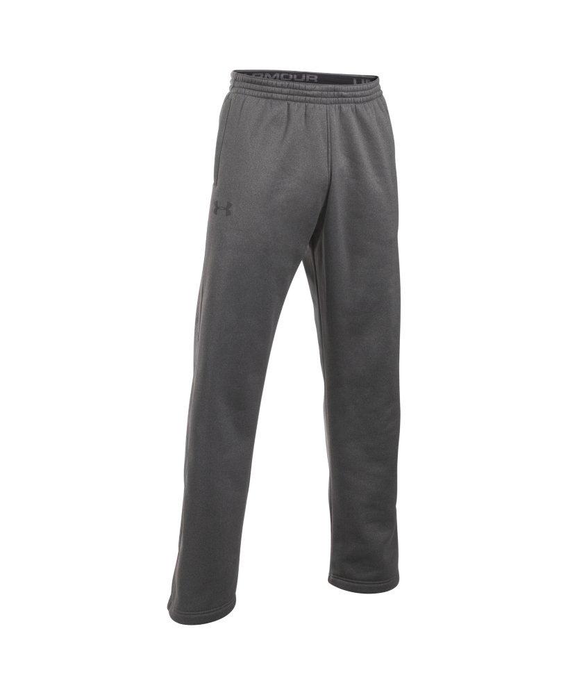 Under Armour Men's Storm Armour Fleece Pants, Carbon Heather/Carbon Heather, Small by Under Armour (Image #4)