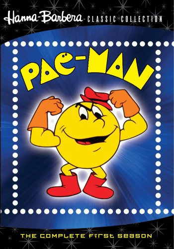 Pac-Man: The Complete First Season (2 Discs)