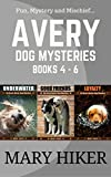 Avery Barks Dog Mysteries Boxed Set (Books 4-6)