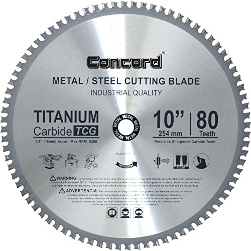 Top 10 best ferrous metal saw blade 10