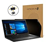 Celicious Privacy Plus 4-Way Anti-Spy Filter Screen Protector Film Compatible with Dell Latitude 14 7480 (Touch)