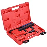 Goplus Audi 2.0L FSi, TFSi Turbo Camshaft Timing Tools Kit Alignment Timing Tool With Case
