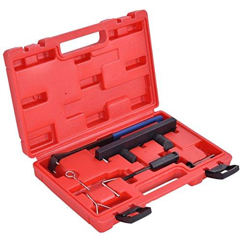 Goplus Audi 2.0L FSi, TFSi Turbo Camshaft Timing Tools Kit Alignment Timing Tool With (Pick Locking Tool Kit)