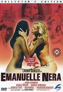 Emanuelle Nera (Versione Integrale) [Italia] [DVD]