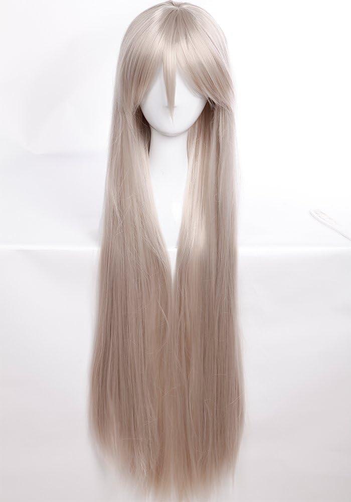 Fibra Kanekalon sintético resistente al calor peluca japonesa ...