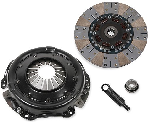 Hays 92-1005 Street 650 Clutch Kit 11 in. Dia. 26 Spline 1 1/8 in. Input Shaft 650 Max HP Rating Incl. Pressure Plate/Disc/Throwout Bearing/Alignment Tool Street 650 Clutch ()