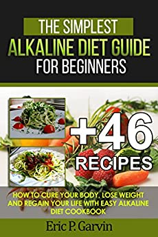 Simplest Alkaline Guide Beginners Recipes ebook product image