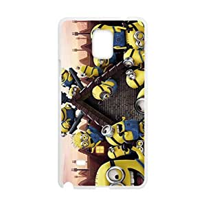 DAZHAHUI Minions Case Cover For samsung galaxy Note4 Case