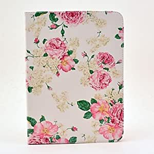 ZCL Rose Flower Pattern Full Body Case with Stand for Samsung Galaxy Tab 3 10.1 P5200