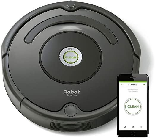 Roomba aspirador