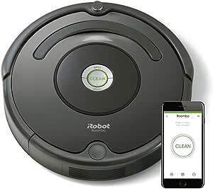 Compatible iRobot Roomba - Robot Aspirador Irobot Roomba 676 Negro: 248.34: Amazon.es: Hogar