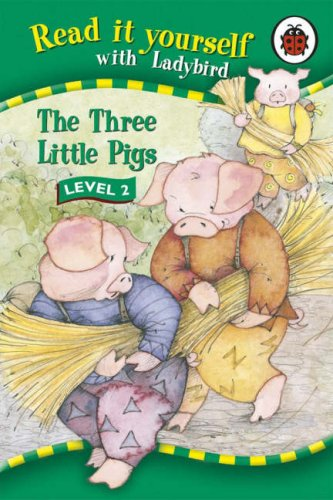 Read It Yourself Level 2 Three Little Pigs ebook