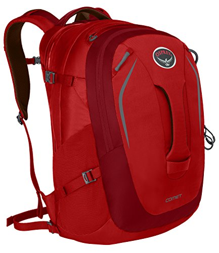 Osprey Packs Comet Daypack, Robust Red