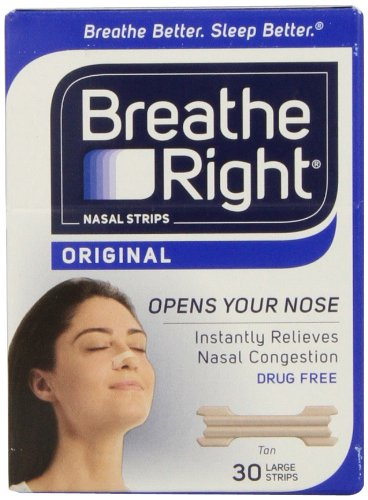 Breathe Right Nasal Strips Large product image